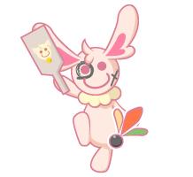 楽しいニュースイメージキャラクター「キャロ」1月