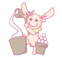 楽しいニュースイメージキャラクター「キャロ」9月