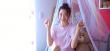 100均DIY プリンセス風ベッドの作り方 石井亜美